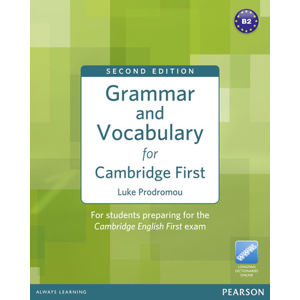 Grammar & Vocabulary for FCE 2nd Edition w/ Access to Longman Dictionaries Online (no key) - Luke Prodromou
