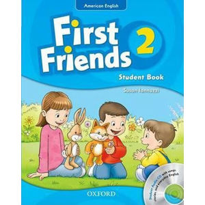 First Friends American Edition 2 Student´s Book with Audio CD