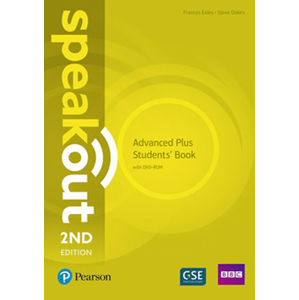 Speakout 2nd Edition Advanced Plus Students´ Book w/ DVD-ROM Pack - Frances Eales, Steve Oakes