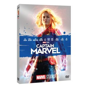 Captain Marvel - Edice Marvel 10 let DVD