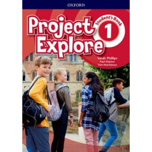 Project Explore 1 Student´s Book