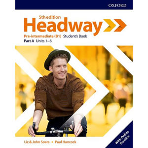 New Headway Pre-Intermediate Multipack A with Online Practice (5th)