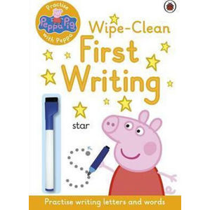 Peppa Pig: Practise with Peppa: Wipe-Clean First Writing - neuveden