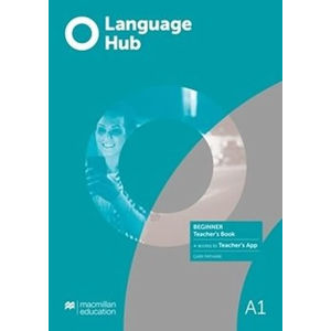 Language Hub Beginner - Teacher´s Book + Navio App