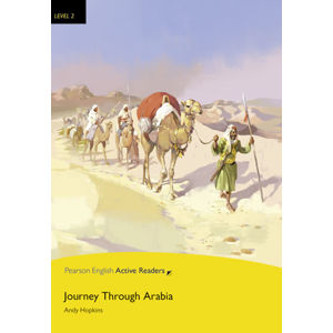 PEAR | Level 2: Journey Through Arabia Bk/Multi-ROM with MP3 Pack - Andrew Hopkins
