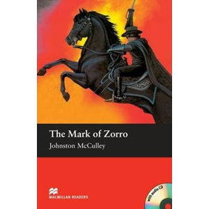 Macmillan Readers Elementary: Mark of Zorro T. Pk with CD