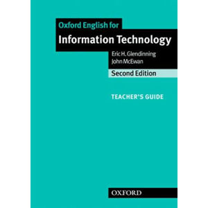 Oxford English for Information Technology Teachers´s Book (New Edition) - Eric H. Glendinning