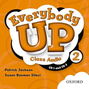 Everybody Up 2 Class Audio CDs /2/