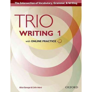 Trio Writing Level 1 Student´s Book Pack