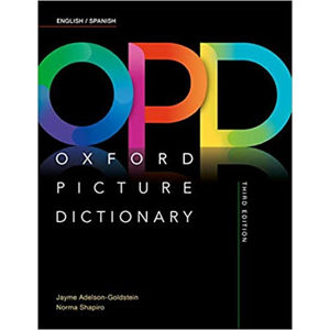 Oxford Picture Dictionary English/Spanish (3rd)