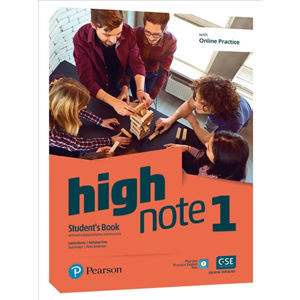High Note 1 Student´s Book + Basic Pearson Exam Practice (Global Edition)