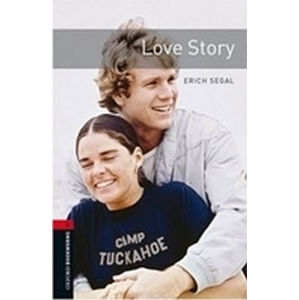 Oxford Bookworms Library 3 Love Story audio CD pack