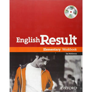 English Result Elementary Workbook Without Key + Multi-ROM Pack