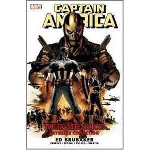 Captain America: Red Menace Ultimate Collection - Ed Brubaker