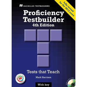 New Proficiency Testbuilder 4th edition: with Key & Audio CD & MPO Pack - Mark Harrison