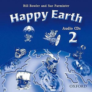 Happy Earth 2 Class Audio CDs /2/