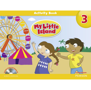 My Little Island 3 Activity Book w/ Songs and Chants CD Pack - Leone Dyson