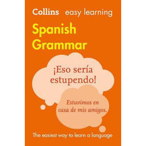 Easy Learning Spanish Grammar - Collins Dictionaries