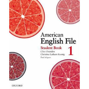 American English File 1 Student´s Book