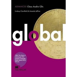 Global Advanced: Class Audio CDs - Lindsay Clandfield, Lindsay Clandfield