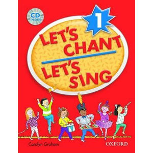 Let´s Chant, Let´s Sing 1 Book + Audio CD Pack