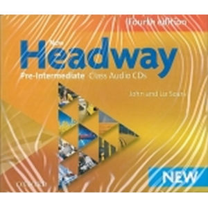 New Headway Pre-intermediate Class Audio CDs /3/ (4th) - John Soars, John Soars, Liz Soars