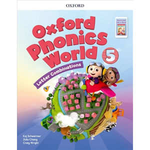 Oxford Phonics World 5 Student´s Book with Reader e-Book Pack