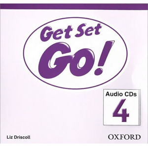 Get Set Go! 4 Class Audio CD