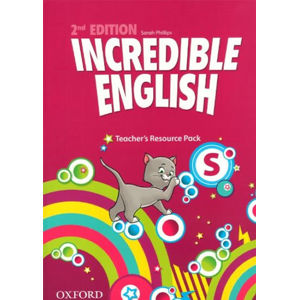 Incredible English Starter Teacher´s Resource Pack (2nd)