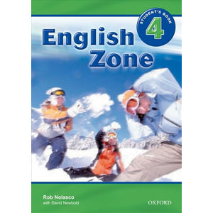 English Zone 4 Student´s Book
