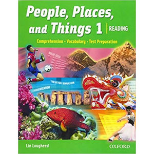 People, Places and Things Reading 1 Student´s Book