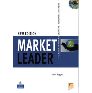 Market Leader New Edition Upper Intermediate Practice File w/ CD Pack - John Rogers