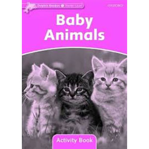 Dolphin Readers Starter Baby Animals Activity Book - Craig Wright