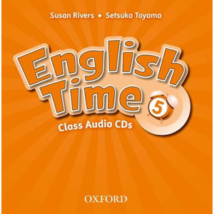 English Time 5 Class Audio CDs /2/ (2nd)