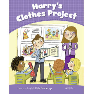 PEKR | Level 5: Harry´s Clothes Project CLIL - Marie Crook