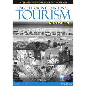 English for International Tourism New Edition Intermediate Workbook w/ Audio CD Pack (no key) - Louis Harrison