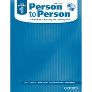 Person to Person 1 Test Booklet + CD (3rd)