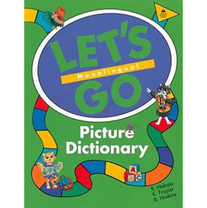 Let´s Go Picture Dictionary Monolingual (2nd)
