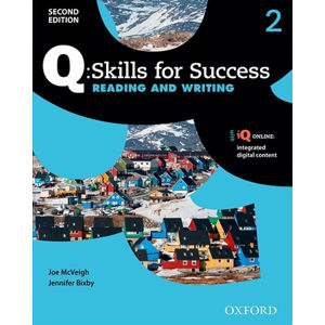 Q Skills for Success 2 Reading & Writing Student´s Book with Online Practice (2nd)