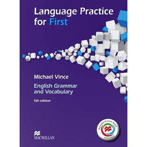 Language Practice for First New Edition B2 Student´s Book and MPO without Key Pack  - Michael Vince