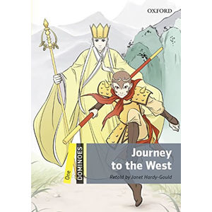 Dominoes 1 Journey to the West with Audio Mp3 Pack (2nd)