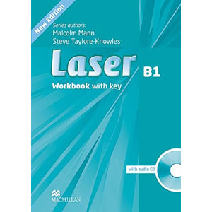 Laser (3rd Edition) B1: Workbook with Key & CD Pack - Malcolm Mann