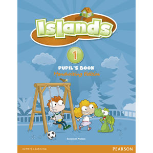Islands handwriting 1 Pupil´s Book plus PIN code - Susannah Malpas