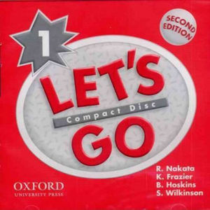 Let´s Go 1 Class Audio CD (2nd)