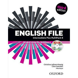 English File Intermediate Plus Multipack B (3rd) without CD-ROM