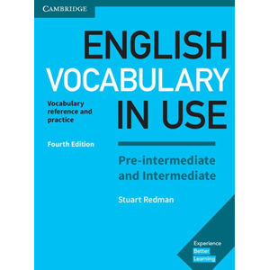 English Vocabulary in Use Pre-intermediate and Intermediate Book with Answers - Stuart Redman