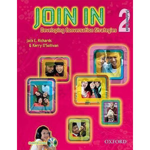 Join in 2 Student´s Book + Audio CD Pack