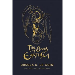 The Books of Earthsea: The Complete Illustrated Edition - Ursula K. Le Guinová