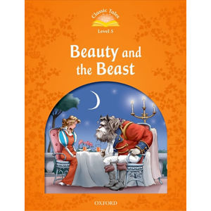 Classic Tales 5 Beauty and the Beast with Audio Mp3 Pack (2nd)