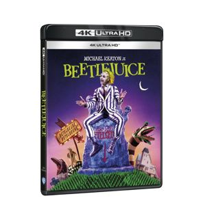 Beetlejuice 4K Ultra HD + Blu-ray